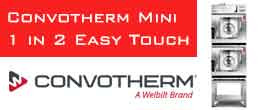 Пароконвектомат Convotherm mini 2 in 1 Easy Touch