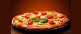 Пицца! Любимое блюдо итальянской кухни
