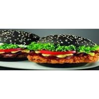 Тренды ресторанного бизнеса: черный фаст-фуд