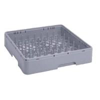 Квадратная кассета для 18 тарелок 50х50х10 №800211