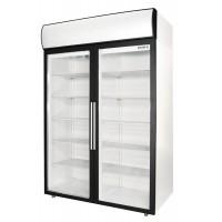 Шкаф холодильный ШХФ-1,4ДС (стеклянная дверь)