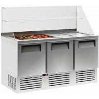 Холодильный стол T70 M2GNsal-2 INOX
