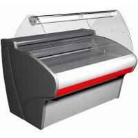Витрина холодильная ВХС-1,25 Carboma (динамика)