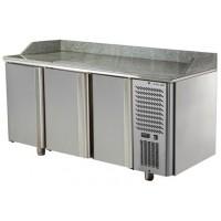 Стол холодильный Polair TM3GNpizza-G