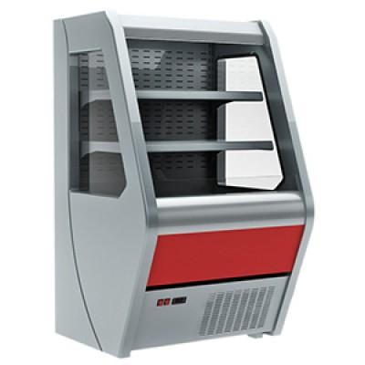 Витрина холодильная Carboma 1260/700 ВХСп-0,7